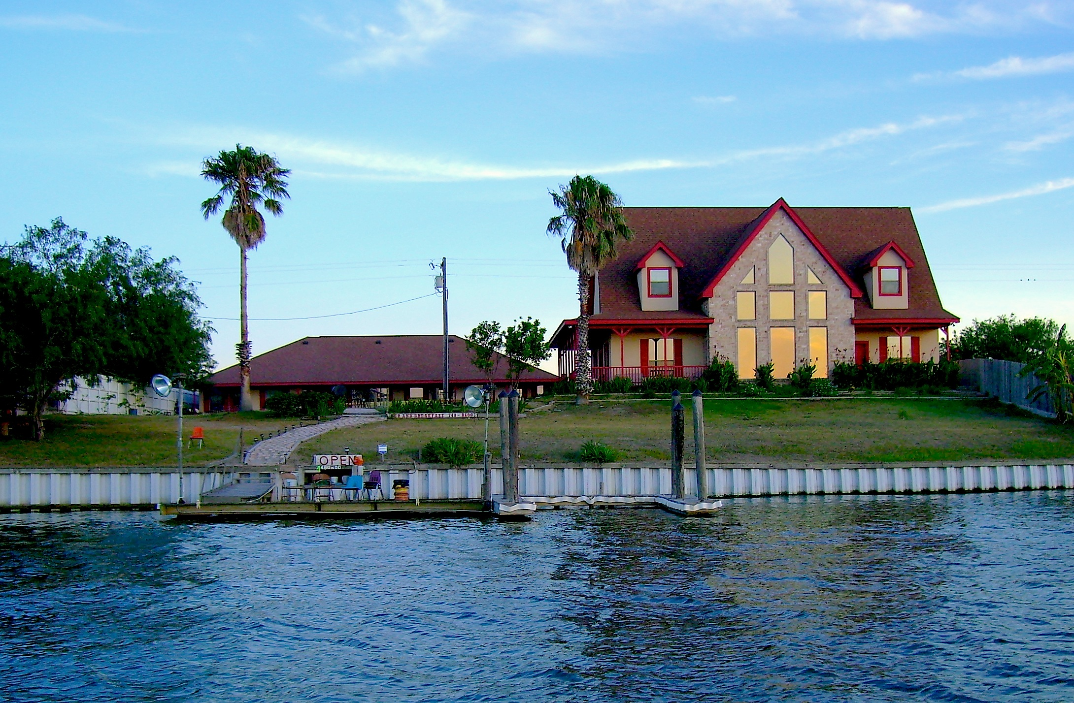 fishing cabins in arroyo city